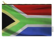 South African Flag  Carry-all Pouch