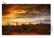Southwestern Skies  Carry-all Pouch
