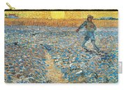 Sower Carry-all Pouch by Vincent van Gogh
