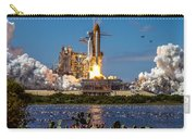 Space Shuttle Atlantis Launch Carry-all Pouch