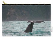 Sperm Whale Diving  Carry-all Pouch