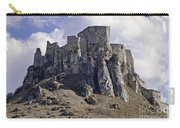 Spissky Hrad Castle Carry-all Pouch