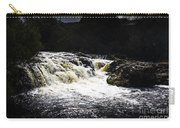 Splashing Australian Water Stream Or Waterfall Carry-all Pouch