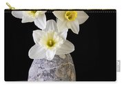 Spring Daffodils Carry-all Pouch by Edward Fielding