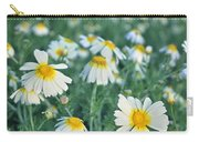 Spring Daisies Carry-all Pouch
