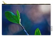 Spring In Bloom Carry-all Pouch by Linda Unger