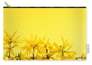 Spring Yellow Forsythia  Carry-all Pouch