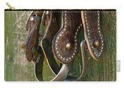 Spurs Carry-all Pouch