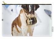 St. Bernard Dog Carry-all Pouch