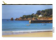 St Brelade's Bay - Jersey Carry-all Pouch