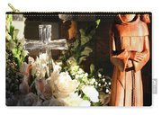 St. Francis Of Assisi By George Wood Carry-all Pouch