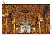 St. Leonard's Church....boston Carry-all Pouch