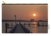 St Marys County Maryland Sunrise Carry-all Pouch