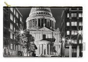 St Paul's London Carry-all Pouch