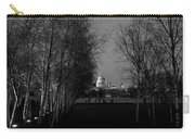 St Paul's With Silver Birches Carry-all Pouch