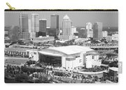 St. Pete Times Forum And Tampa Skyline Carry-all Pouch