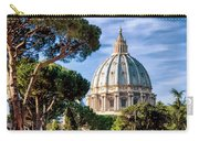 St Peters Basilica Dome Carry-all Pouch
