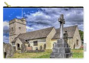 St Sannans Church Bedwellty 2 Carry-all Pouch