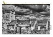 St Sannans Church Bedwellty Mono Carry-all Pouch