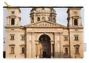 St Stephen's Basilica In Budapest Carry-all Pouch