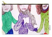 Stage Fright Carry-all Pouch