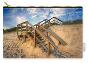 Stairway To Heaven Carry-all Pouch by Debra and Dave Vanderlaan