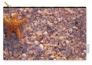 Starfish On The Beach, Lovers Key State Carry-all Pouch