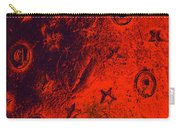 Stars And Gutters Carry-all Pouch