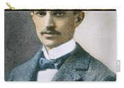 Stephen Crane (1871-1900) Carry-all Pouch