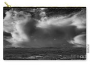 Storm Over The Kittitas Valley Carry-all Pouch
