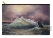 Stormy Sea Carry-all Pouch