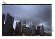 Stormy Singapore Carry-all Pouch