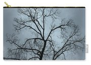 Stormy Trees Carry-all Pouch