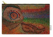 strange creature 40X21cm.    Carry-all Pouch