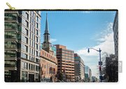 Streets Of Washington Dc Usa Carry-all Pouch