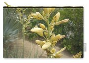 1 String Flowers    Photographed Las Vegas May 2014 Carry-all Pouch