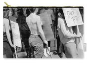 Strippers On Strike Carry-all Pouch