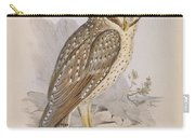 Strix Owl Carry-all Pouch