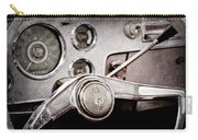 Studebaker Steering Wheel Emblem Carry-all Pouch