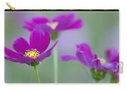 Summer Flowers On Meadow Carry-all Pouch