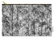Summer Forest Trees Carry-all Pouch