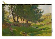 Summer Near Beaupre Carry-all Pouch
