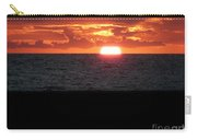 Sun Over Sea  Carry-all Pouch