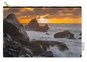 Sun Sets On Patrick's Point Carry-all Pouch
