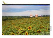 Sunflower Field New Jersey Carry-all Pouch