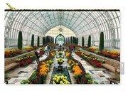 Sunken Garden Como Conservatory Carry-all Pouch