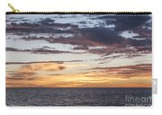 Sunrise Over The Sea Of Cortez Carry-all Pouch