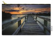 Sunset At Wildcat Cove Carry-all Pouch