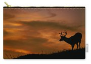 Sunset Buck Carry-all Pouch