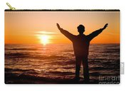 Sunset Carry-all Pouch by Michal Bednarek